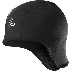 Löffler Cycling cap WS Softshell Warm, black